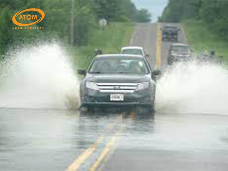 Nước là nguyên nhân hàng đầu khiến gầm xe bị rỉ sét