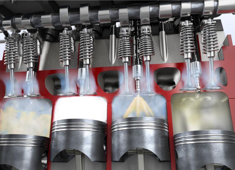 Vệ sinh kim phun nhiên liệu đình kỳ để động cơ hoạt động hiệu quả