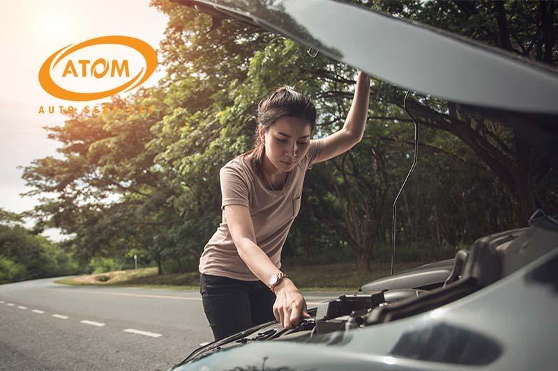 Kim phun bị tắc nghẽn gây thiếu hụt nhiên liệu cung cấp cho các xi-lanh khiến xe chết máy