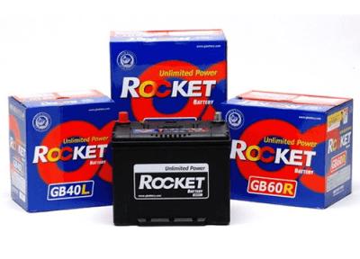 Ắc quy ô tô Rocket