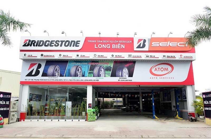 Lựa chọn trung tâm thay lốp xe là đại lý uỷ quyền của các thương hiệu lốp uy tín