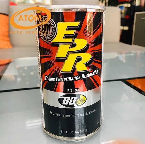 Dung dịch làm sạch hệ thống bôi trơn BG EPR