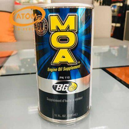 Dun dịch làm sạch hệ thống bôi trơn BG MOA