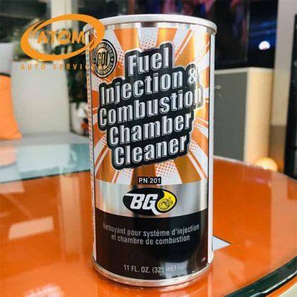 PN201 Sản phẩm vệ sinh kinh phun buồng đốt động cơ xăng
