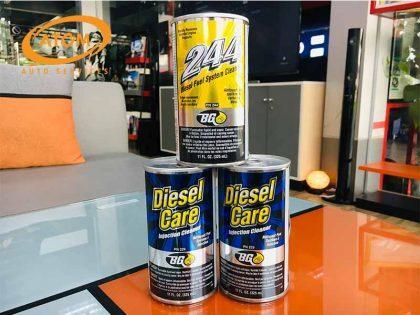 Sản phẩm vệ sinh kinh phun buồng đốt động cơ Diesel
