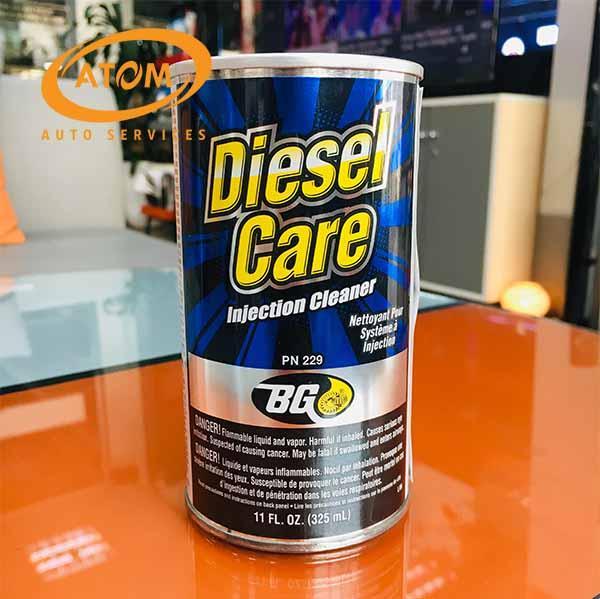 Sản phẩm vệ sinh kinh phun buồng đốt động cơ Diesel - PN229