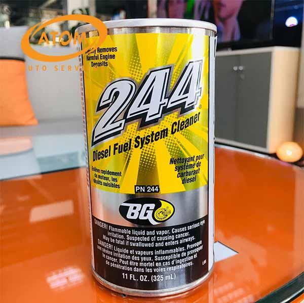 BG 244 (PN244)- Pha trộn với tất cả các nhiên liệu Diesel