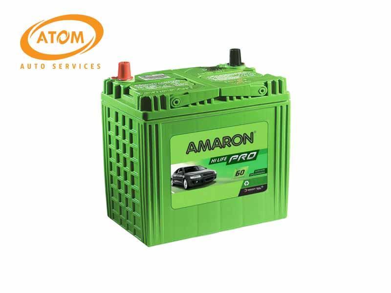 Amaron - Ắc quy Ấn Độ bền bỉ và chất lượng