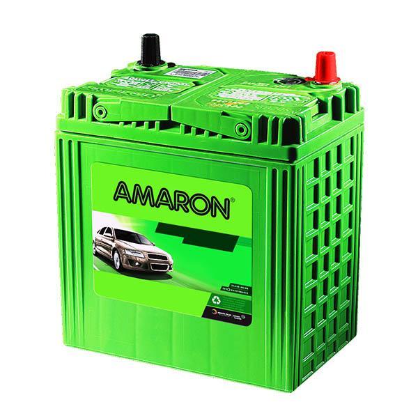 Ắc quy Amaron - thương hiệu ắc quy ô tô hàng đầu của Ấn Độ với khả năng tích điện tốt