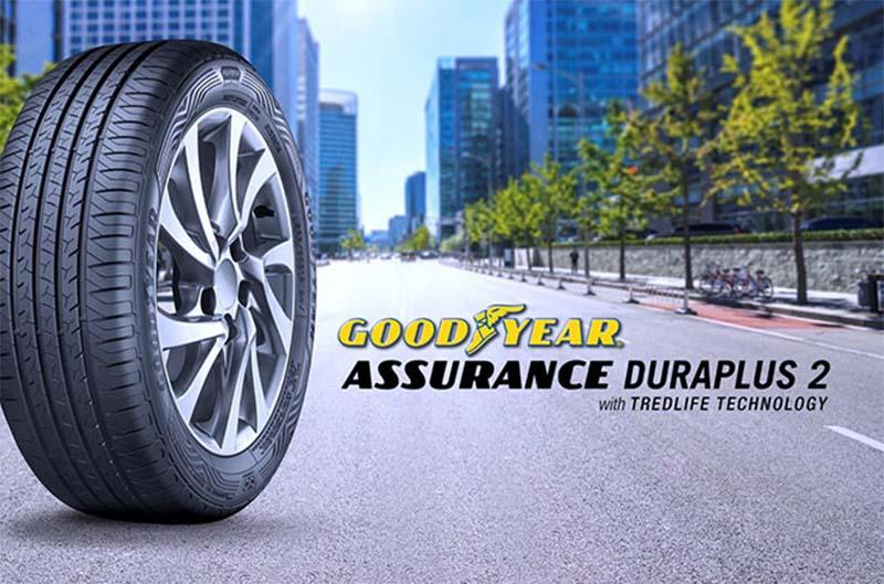 Goodyear - thương hiệu lốp ô tô hàng đầu của những người tiêu dùng thông thái