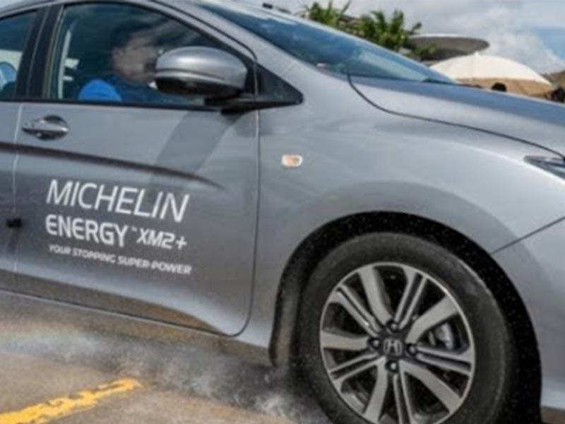 Michelin Energy XM2+ đem lại khả năng vận hành êm ái và thoải mái