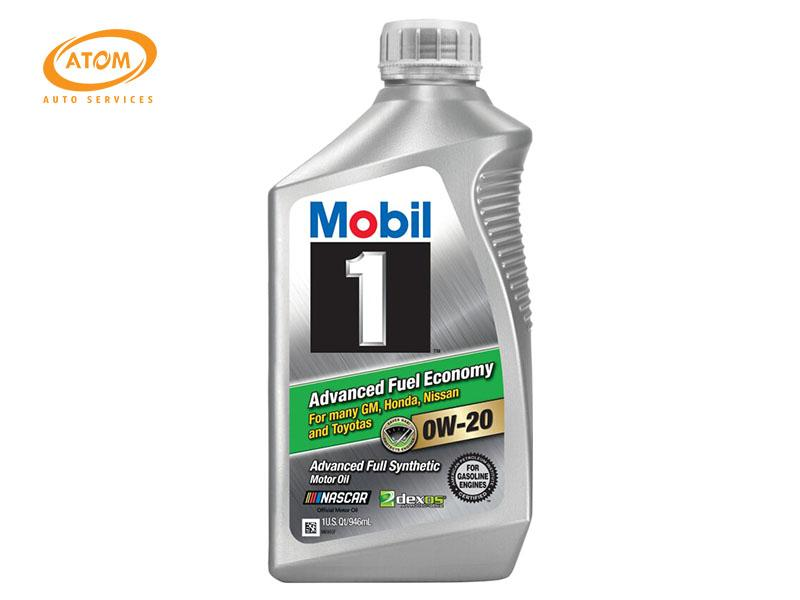 Dầu nhớt Mobil 1 Advanced Fuel Economy