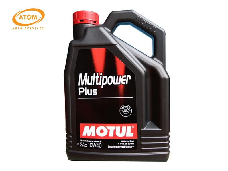 Dầu nhớt Motul MULTIPOWER PLUS 10W40
