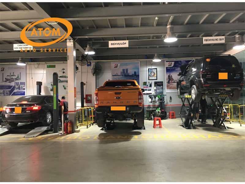 Bảo dưỡng xe ô tô định lỳ là việc làm hết sức cần thiết