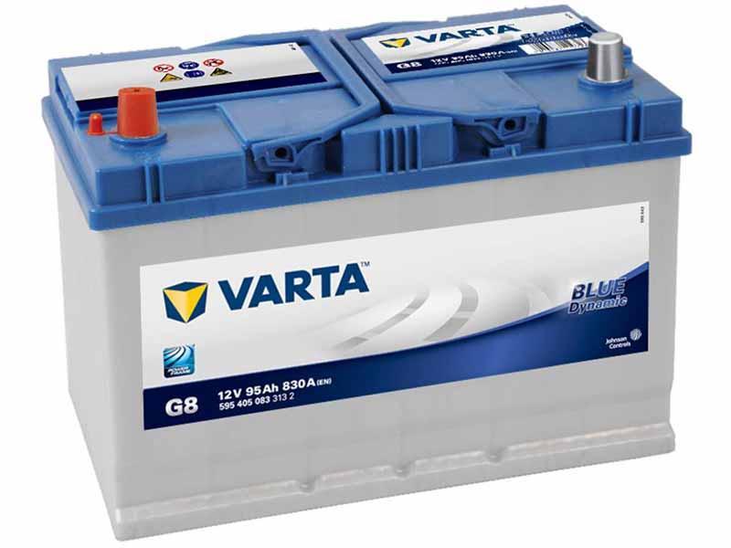 Thương hiệu ắc quy Varta khá phổ biến và được ưa chuộng hiện nay