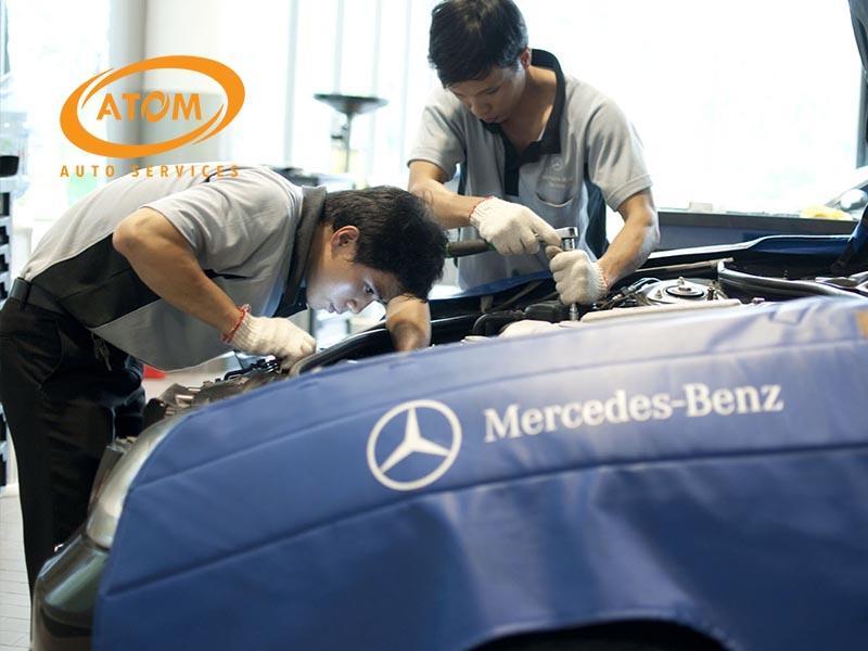 Thay vì lựa chọn bảo dưỡng xe ô tô trong hãng, bác tài có thể bảo dưỡng xe tại các trung tâm uy tín