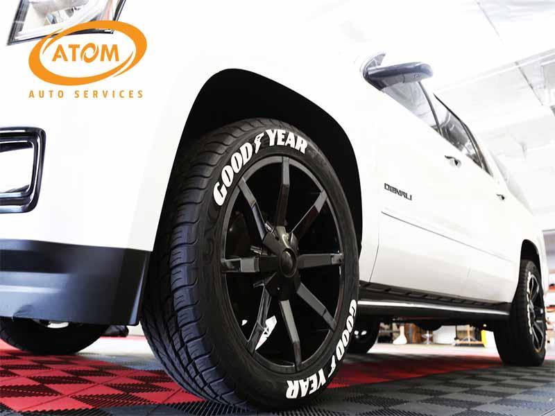 Lốp ô tô Goodyear - thương hiệu lốp ô tô hàng đầu của những người tiêu dùng thông thái
