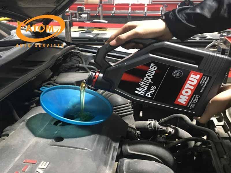 Tùy vào từng dạng động cơ xe mà bạn nên chọn loại dầu nhớt phù hợp