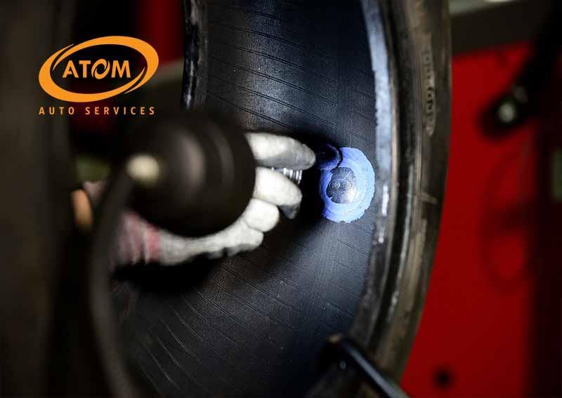 Phương pháp vá nấm giúp xử lý triệt để vết thủng trên lốp xe ô tô
