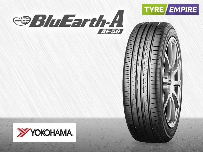 Lốp ô tô BluEarth AE-50 - Bám đường vượt trội & Thân thiện với môi trường