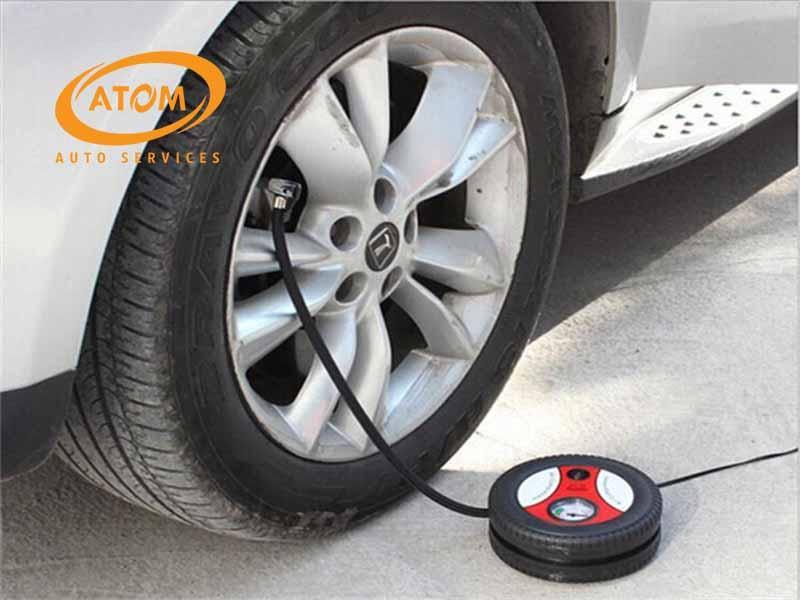 Trang bị bơm lốp ô tô mang đến rất nhiều lợi ích