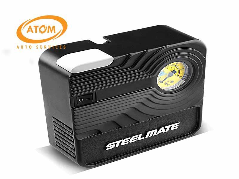 Bơm lốp Steel Mate