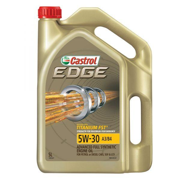 Dầu tổng hợp Castrol EDGE 5W30