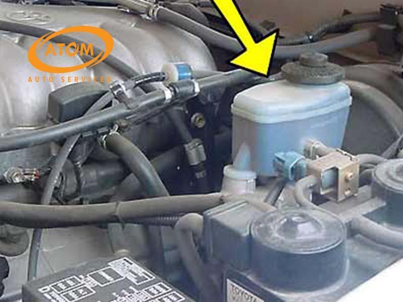 Khi nào cần thay dầu phanh ô tô