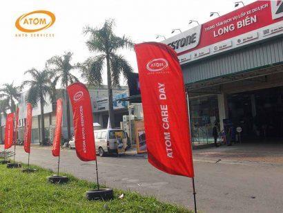 Atom Auto Services tổ chức thành công NGÀY HỘI BẢO DƯỠNG XE 2019