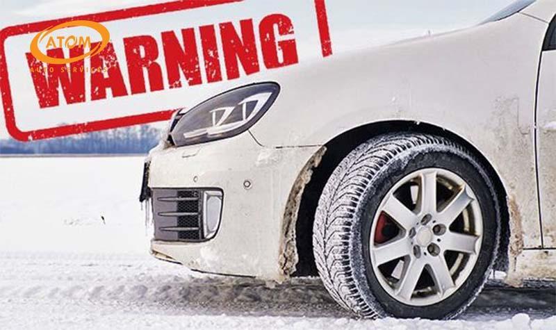 Môi trường và thời tiết cũng là một trong các nguyên nhân gây ra sự ăn mòn và làm giảm tuổi thọ của lốp xe.