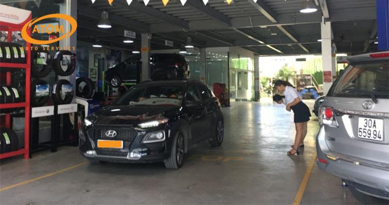 Trung tâm bảo dưỡng xe ô tô Gia Lâm uy tín