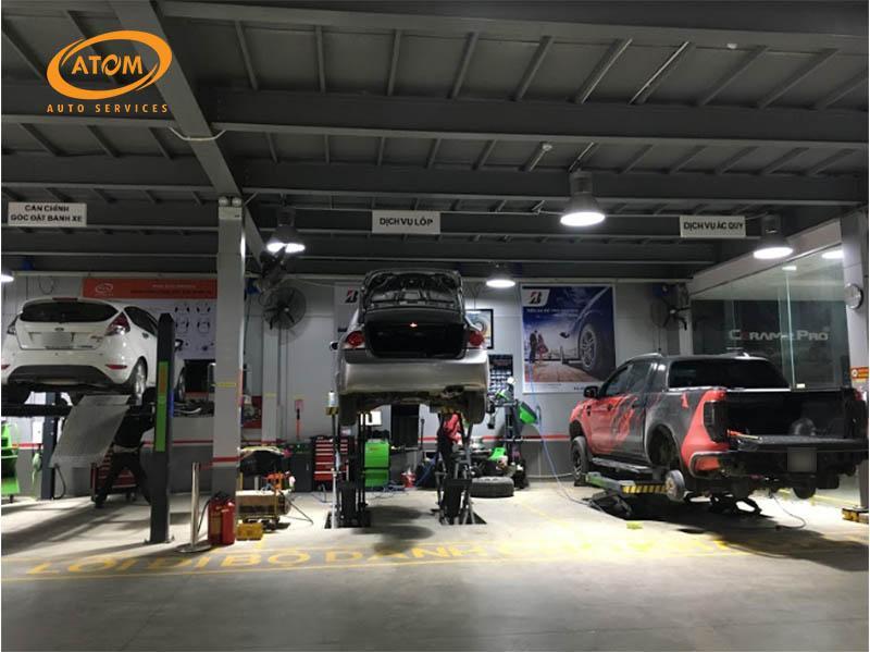 Quy trình bảo dưỡng xe ô tô phải đạt chuẩn theo từng hãng xe, loại xe
