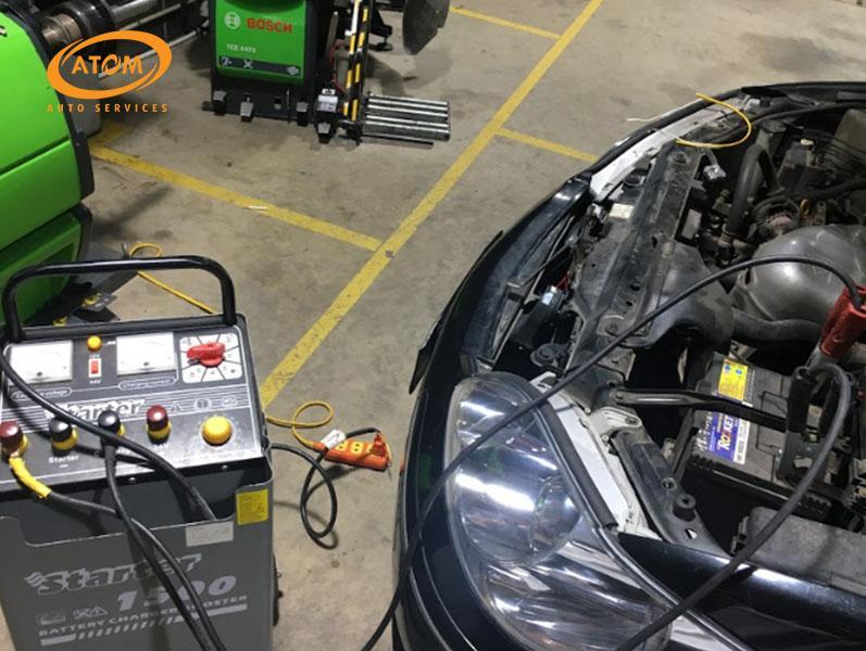 Atom Auto Services cung cấp dịch vụ cứu hộ chuyên nghiệp