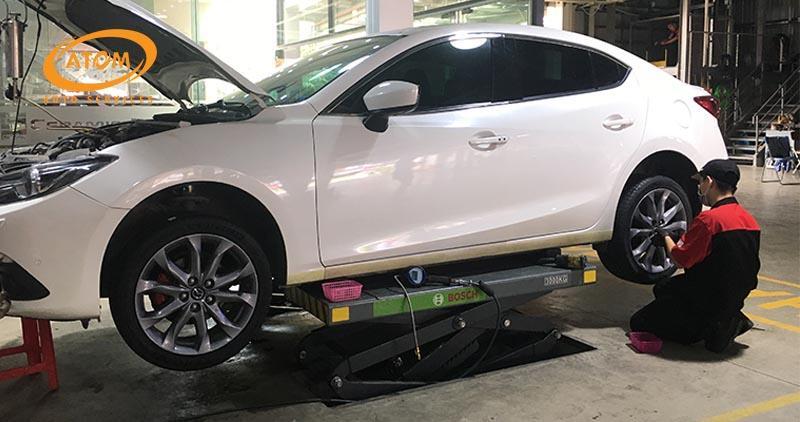 [Kinh nghiệm] chọn thay lốp ô tô Mazda 3 TỐT NHẤT