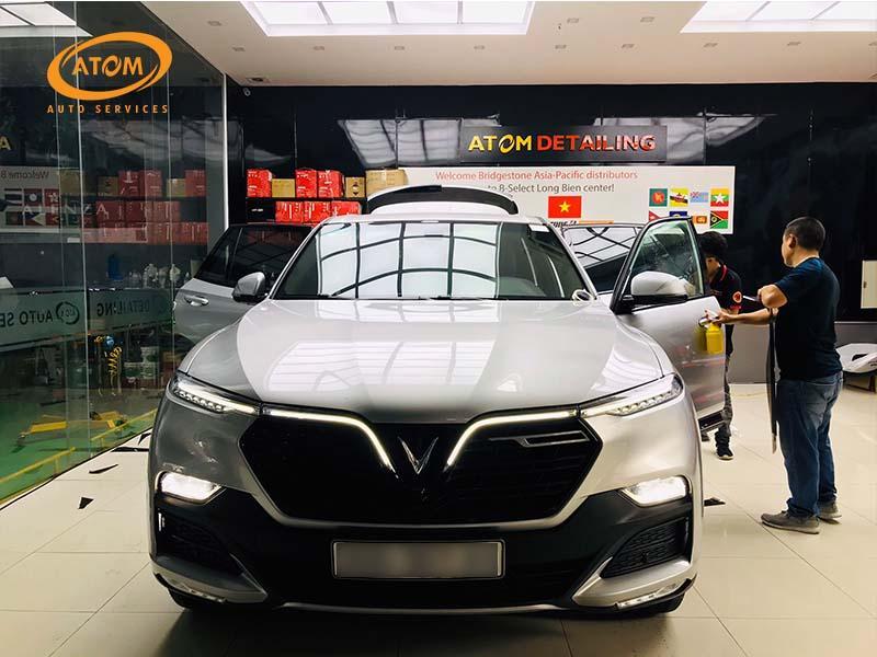 Atom Auto Services - điểm đến tin cậy cho mọi khách hàng