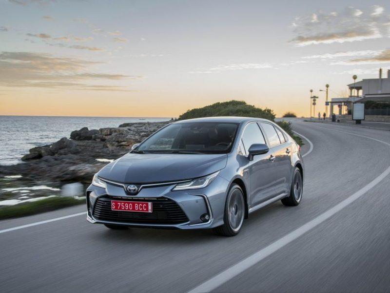 Ắc quy xe ô tô Corolla Altis【Nhập khẩu 100%】Giá Rẻ!!!
