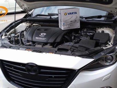 Ắc quy ô tô Mazda 3 Giá Rẻ & 5 Lưu ý quan trọng khi chọn thay