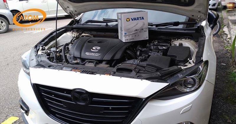 Bảng giá ắc quy ô tô Mazda 3【Nhập Khẩu 100%】