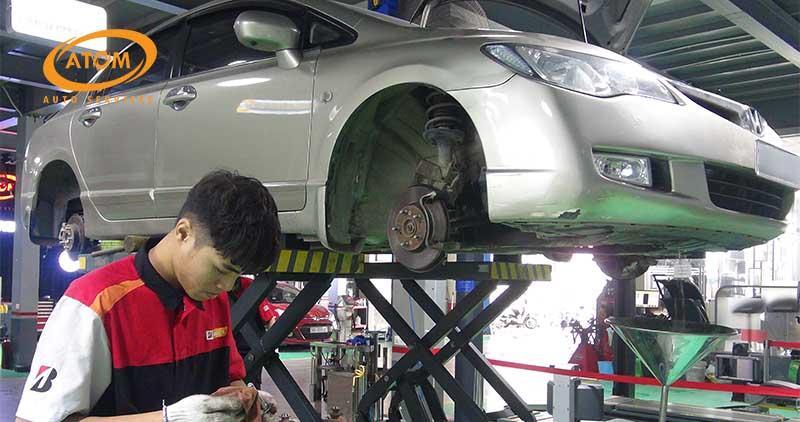[Cẩm nang] Bảo dưỡng xe ô tô Honda từ A – Z