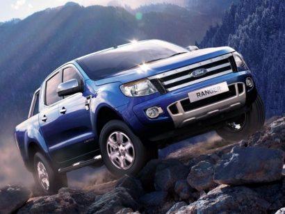Bình ắc quy xe Ford Ranger【Nhập Khẩu 100%】Siêu Ưu Đãi!!!